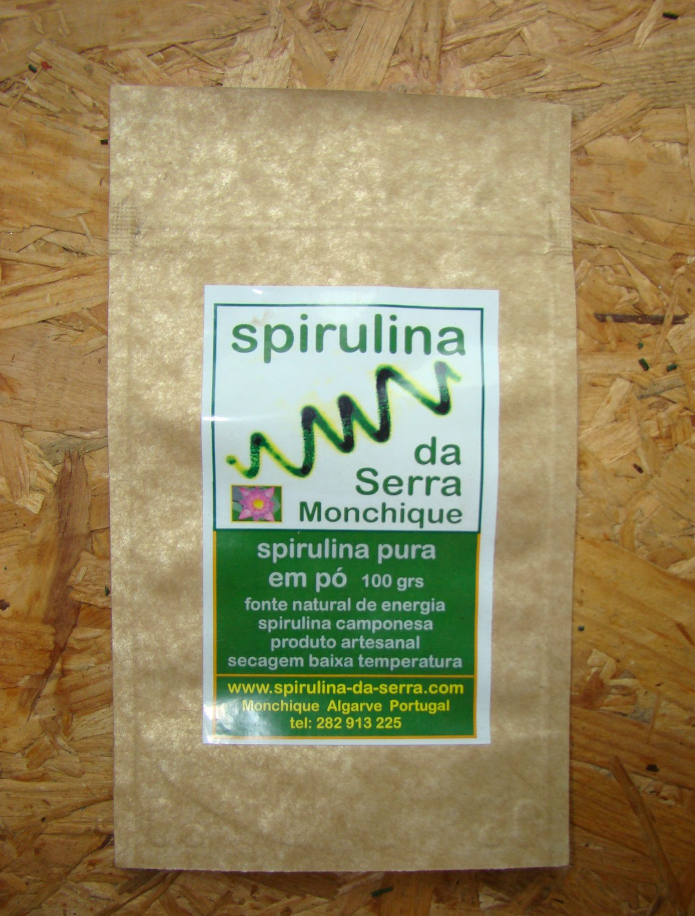 Direct sale of Spirulina powder